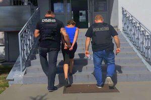 Toruń: Matka i syn odpowiedzą przed sądem za przestępstwa narkotykowe